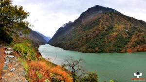 River Beas @ Pandoh, Mandi HP